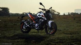KTM Duke 250 HD wallpapers IAMABIKER