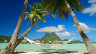 Bora Bora wallpaper   Beach wallpapers   1670