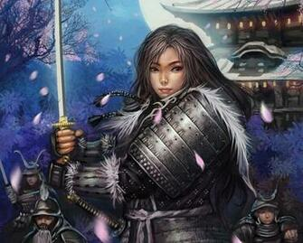 Female Samurai wallpaper   ForWallpapercom