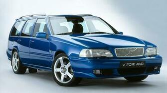 1997 Volvo V70 R AWD Wallpapers HD Images   WSupercars