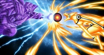 Free download naruto kyuubi sage mode and sasuke susanoo ...