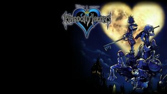 Kingdom Hearts Wallpaper 1920x1080 Kingdom Hearts