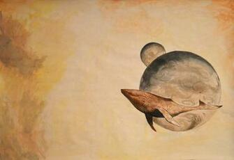 Flying Whales   From Mars to Sirius by blooddrench I like the