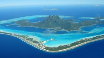 Bora Bora Island Large Wallpaper   Travel HD Wallpapers