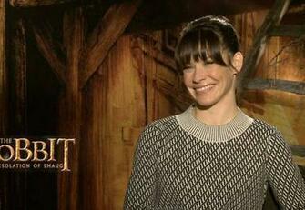 Evangeline Lilly Hobbit   Babes HD Wallpaper