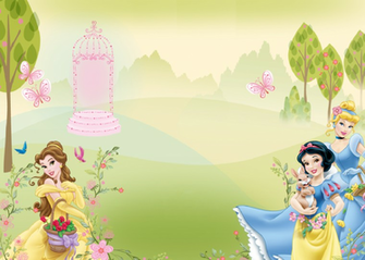 Wallpapers For Disney Princess Background Wallpaper