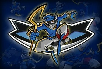 Sly Cooper Wallpaper by Lenpierrot by lenpierrot on deviantART