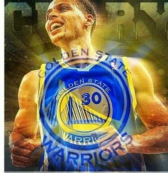Stephen Curry LetsGoWarriors Pinterest