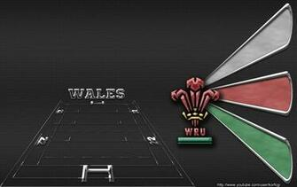 Wales rugby wallpaper by KorfCGI
