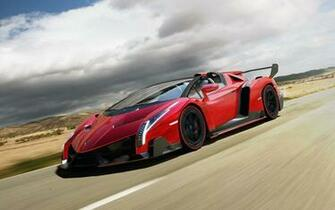 2014 Lamborghini Veneno Roadster Wallpaper HD Car Wallpapers