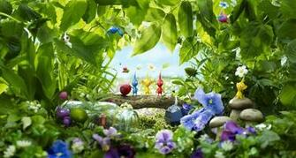 Pikmin Wallpaper for Android   APK Download