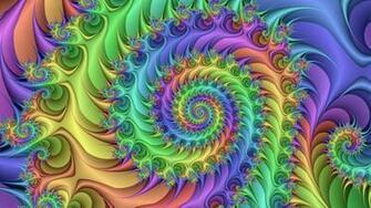 wallpapers wallpaper tripy trippy fractal