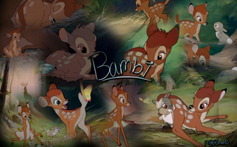 Bambi Wallpaper Picture
