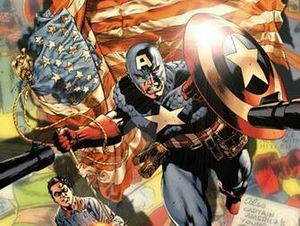 Captain America   Marvel Comics Wallpaper 15631220