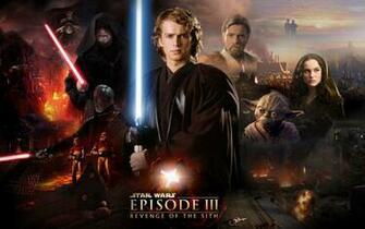 Star Wars Wallpaper episode 3 revenge of the sith Anakin Skywalker