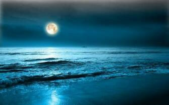 Moon Night Wallpaper HD Images One HD Wallpaper Pictures