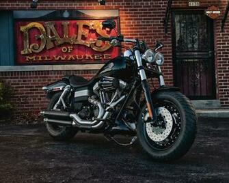 Harley Davidson Fat Bob Harley Davidson Fat Bob