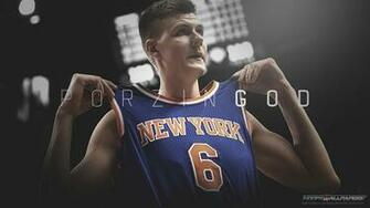 Kristaps Porzingis Mix 2016   New Yorks Hope