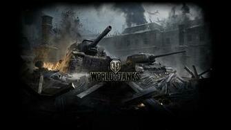 Wallpaper World of Tanks T 34 SPG tank ISY 152 T 34 85 Games