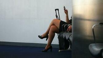 Flight Attendant   Babes HD Wallpaper