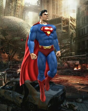 Superman Superhero Wallpaper