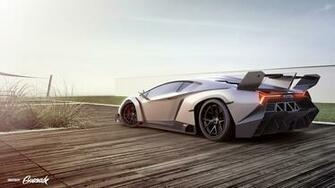 Lamborghini Veneno Sports Car Exclusive HD Wallpapers 5562