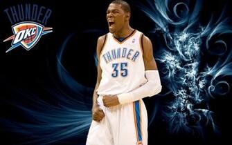 Kevin Durant wallpaper Oklahoma City Thunder