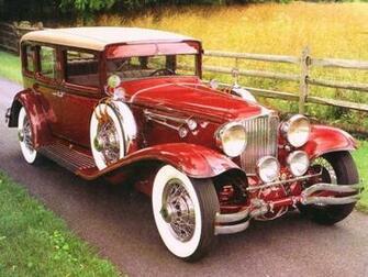 Wallpaper old classic car