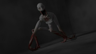 SCP 096   View at your own risk [BLENDER] SCP