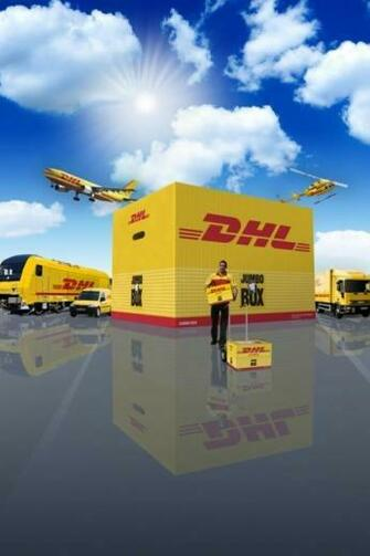 Download Wallpaper Dhl   Dhl Company In Canada 510171   HD