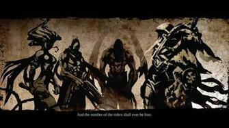 Four Horsemen Wallpapers
