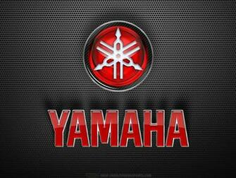 Yamaha Logo Wallpaper Peinture
