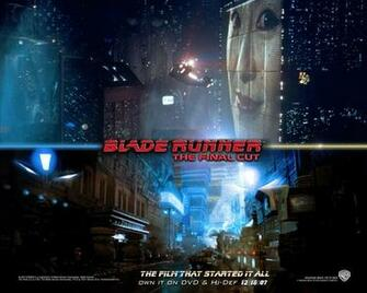 Official Blade Runner Wallpaper   Blade Runner Wallpaper 8207469