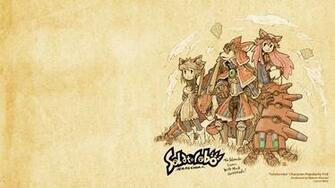 Solatorobo wallpaper Comics
