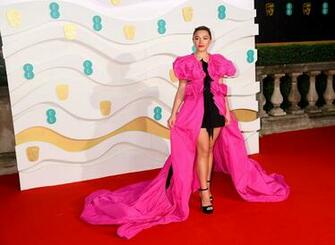 BAFTAs 2020 FashionLive From the Red Carpet Vogue