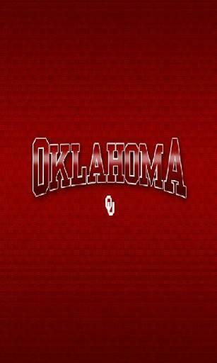 View bigger   Oklahoma OU Wallpaper for Android screenshot