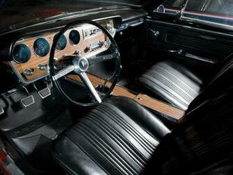1967 Pontiac Tempest GTO Hardtop Coupe muscle classic interior g