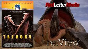 Tremors reView Red Letter Media