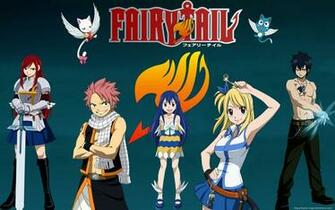 Fairy Tail Wallpaper by Mysitc Mage