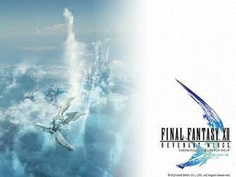 Final Fantasy XII Revenant Wings Final Fantasy XII Wallpaper