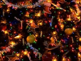Beautiful Christmas Decorations computer desktop wallpapers