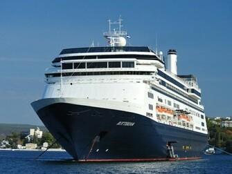 Impressive Cruise Ship Wallpapers Crimea MS Rotterdam Cruise Ship