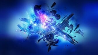 Blue Abstract 1080p Wallpapers HD Wallpapers