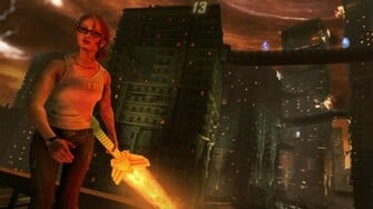 Saints Row Gat out of Hell Sports Seven Deadly Weapons