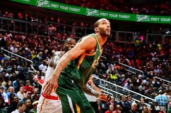 Rudy Gobert joins Antetokounmpo and George as finalists for the