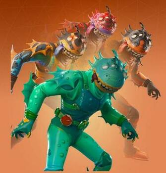 Fortnite Moisty Merman Skin   Outfit PNGs Images   Pro Game Guides