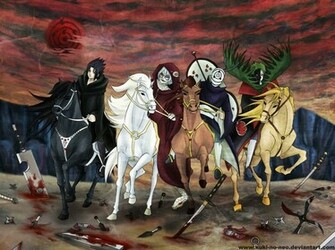 Four Horsemen of the Apocalypse by Neo N