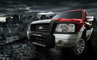 Ford endeavour photos wallpapers