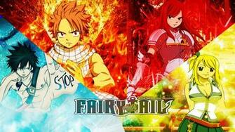 Fairy Tail Wallpaper Team Natsu By IsaL by isaldalvizar