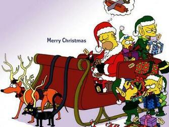 Animals Zoo Park 8 Christmas Cartoon Wallpapers for Desktop